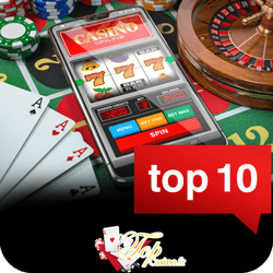 Comment établissons-nous notre Top 10 des casinos ?