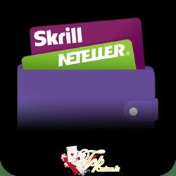 Portefeuilles électroniques en France : Neteller et Skrill
